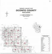 Map Image 032, Oconto County 1987